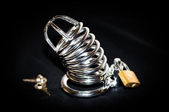 Locktober a month of chastity for My good boys